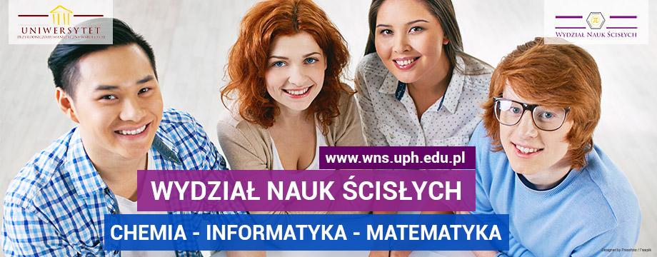 Kierunki studiów na WNŚ
